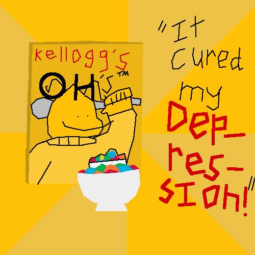 Kellogg's O H ' s