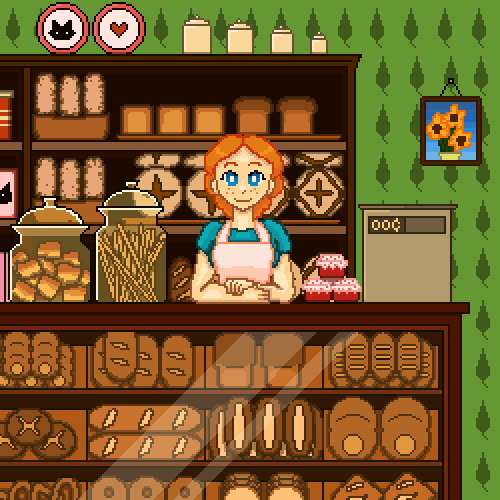welcome to the bakery