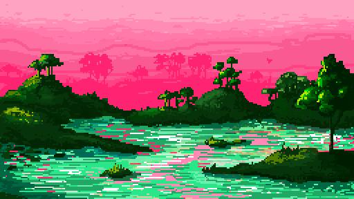 ◇ Fantasy landscape◇