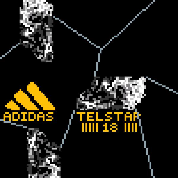 Fifa Russia 2018 Telstar