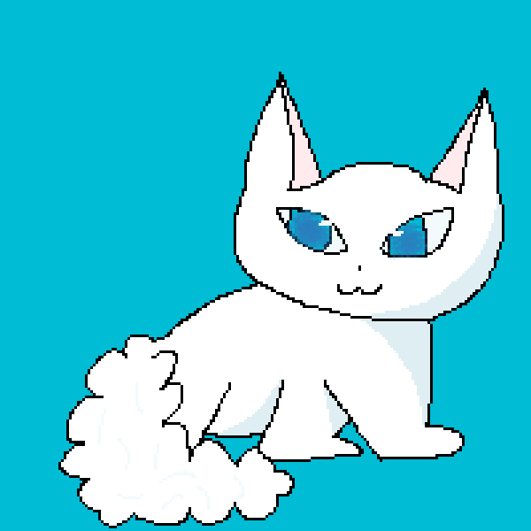 Cloudtail (literally)