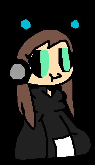 My gacha character