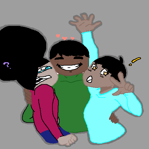 My three oc's