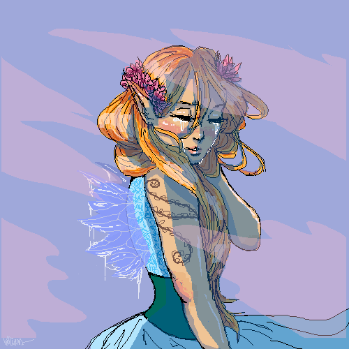 Wingless Fairy