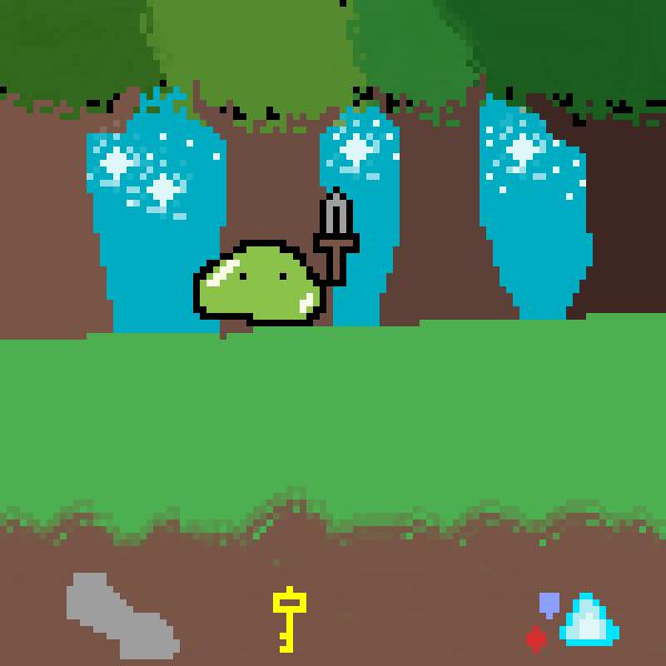 Adventure slime!