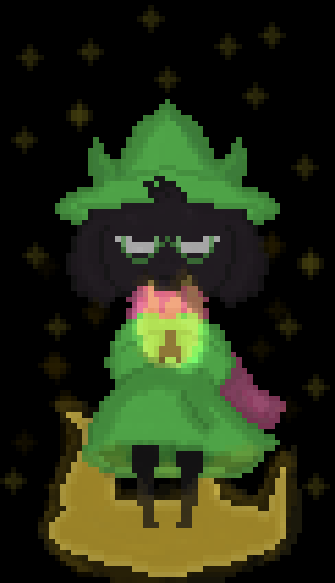 Ralsei WIP(Finished)