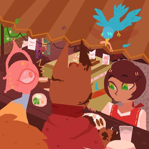 Aggony's Breakfast Corner