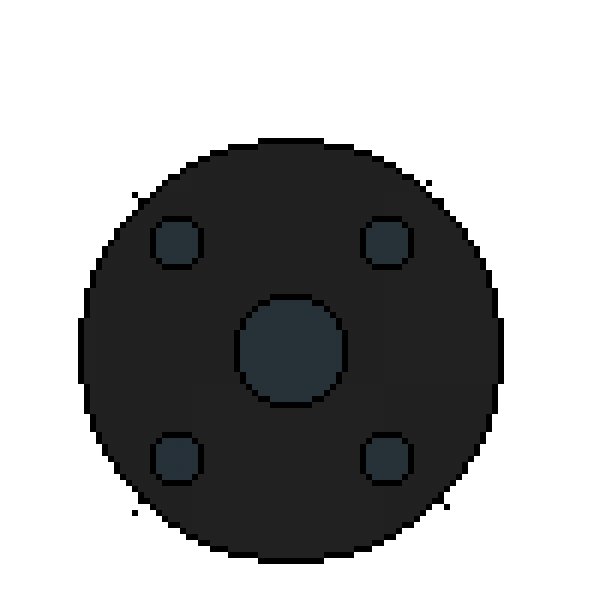 Quick minigun rotation test