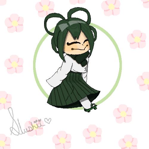 ~Tsuyu Chibi Kimono~