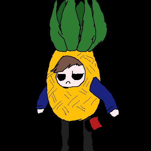 pineapple tom