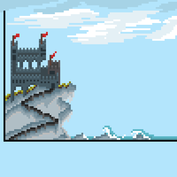 Castle on thou Cliff