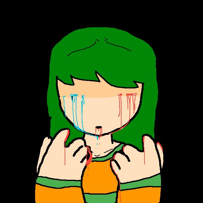 Dying Serina