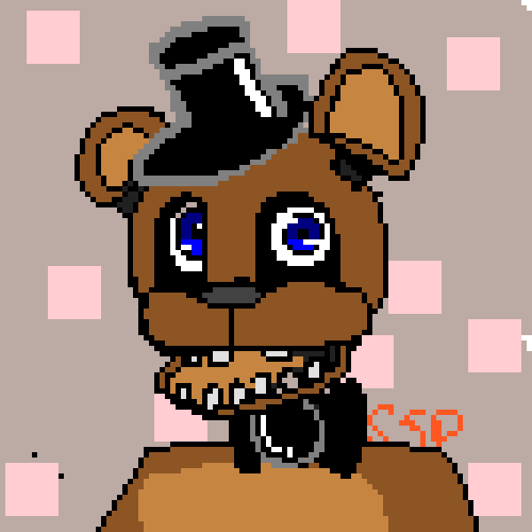 Freddy fazbear!-Fnaf