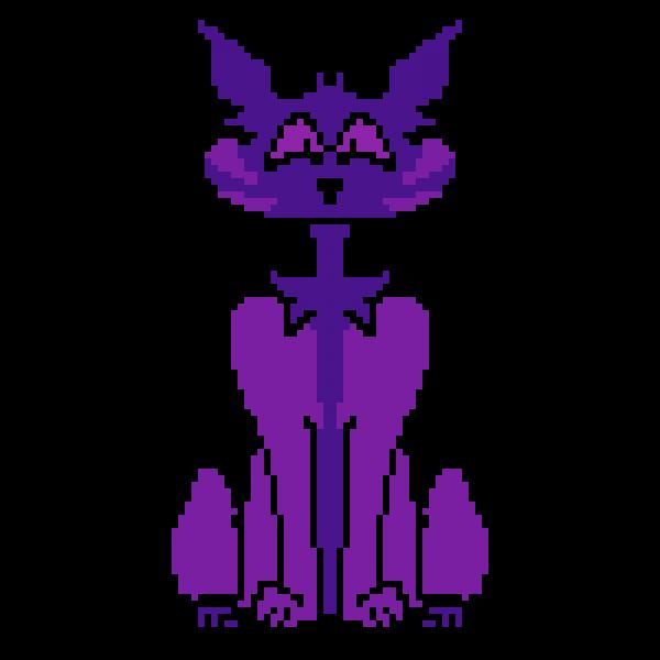 Demon Feline grr