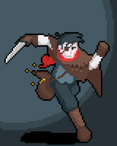Blackwell the Rogue