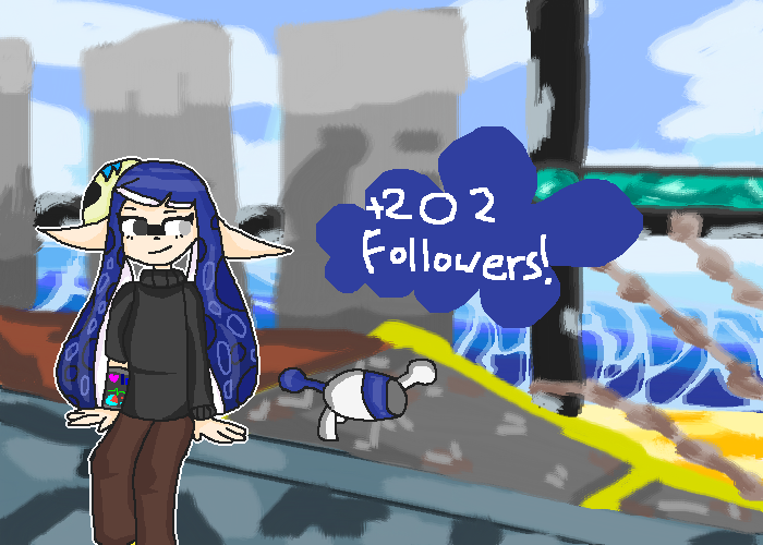 +202 Followers!!