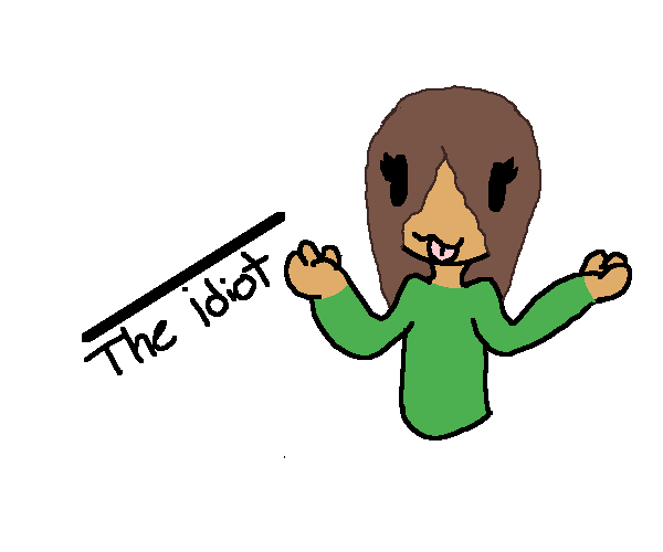 I m the iDiOt