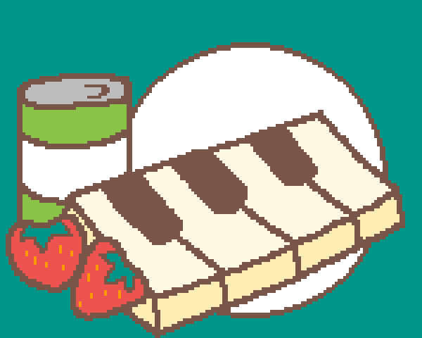 Pop food (inspired)