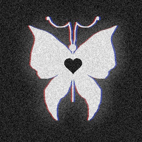 Butterflies dont feel emotions