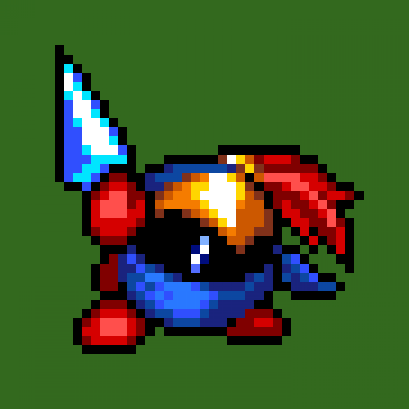 Bio spark (from kirby)
