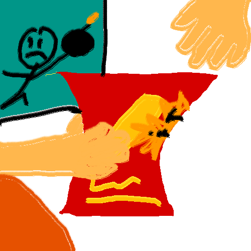 Patato Chip Stealer.
