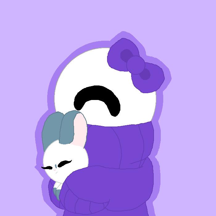 Violet and Ahsoka
