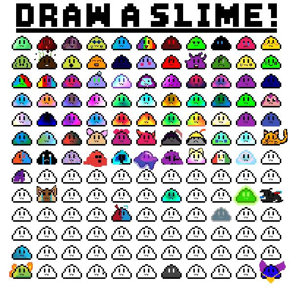 Add a slime! :)