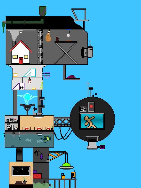 Tower of Random