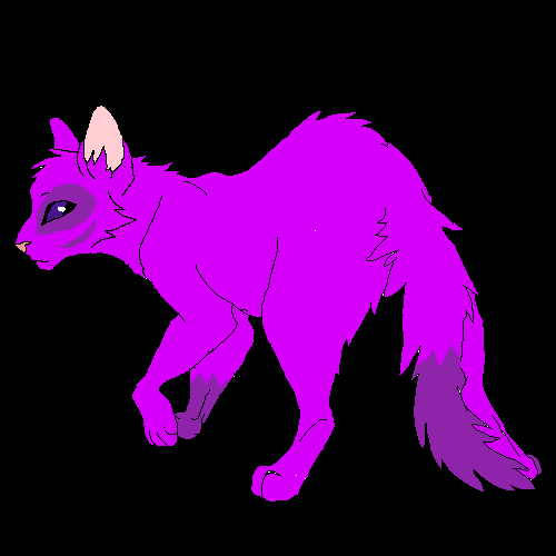 apmau wolf or cat form