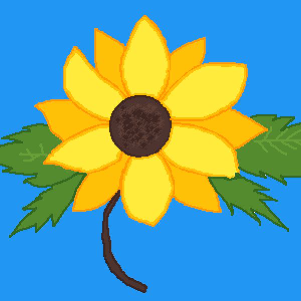 You're a Sunflower, You're a Sunflower...