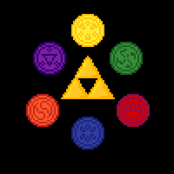 Zelda elements