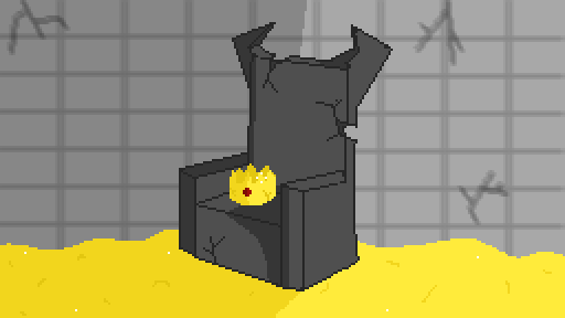 Abandoned Throne