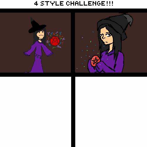 4 STYLE CHALLENGE