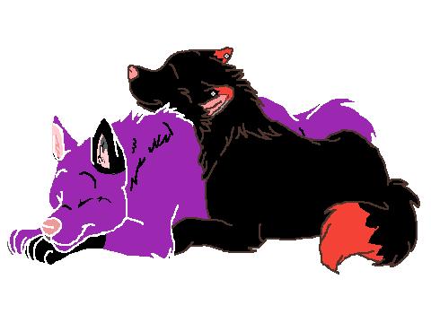 Aphmau and aaron