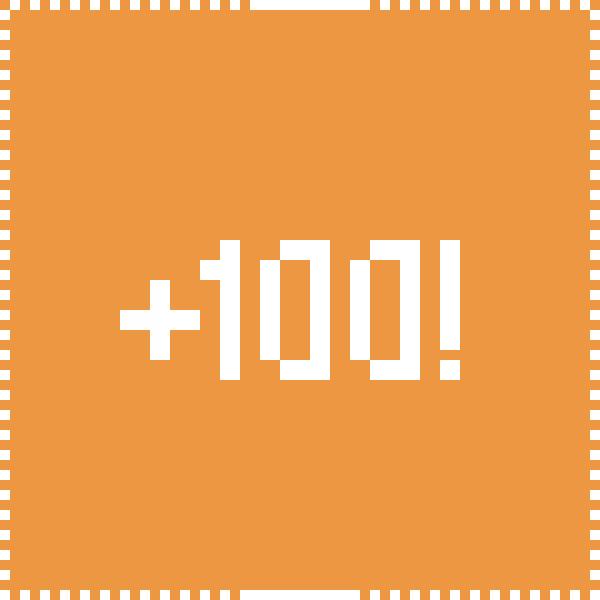 +100!~