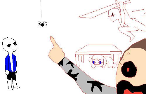 ahhhhhhh spider