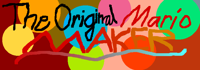 The Original Mario Maker