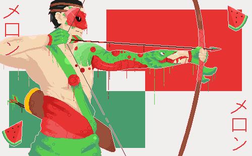 Melon Archer