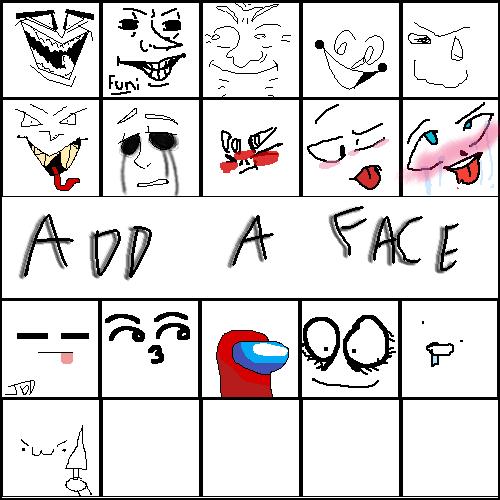 ADD A FACE