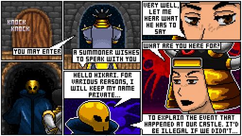 Ista Episode #19 Council King Hikari