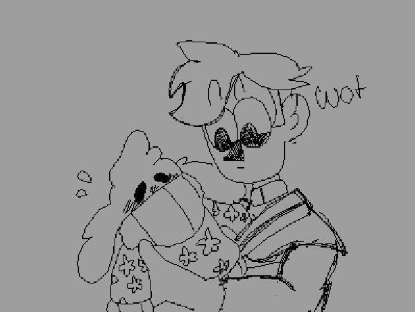 *unholy yelling* hhHHHH--