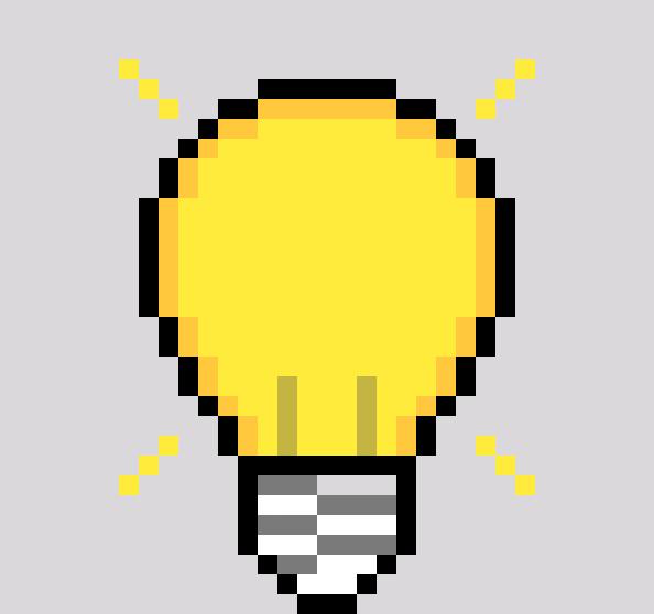 Pixilart Lampada By Euprimeiro
