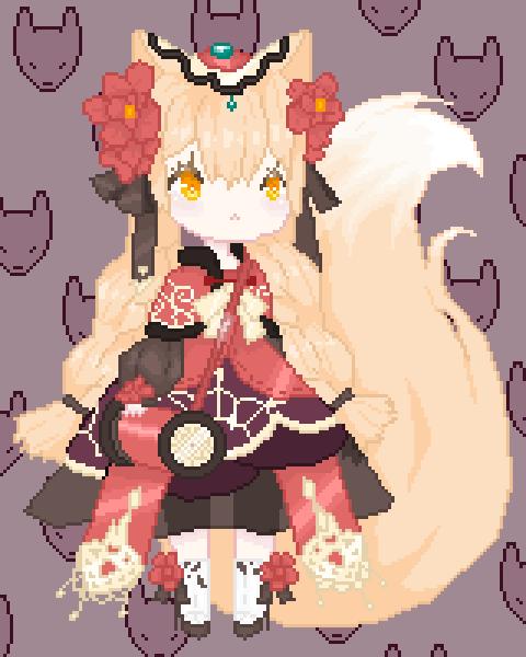 ~Poppy Fox~