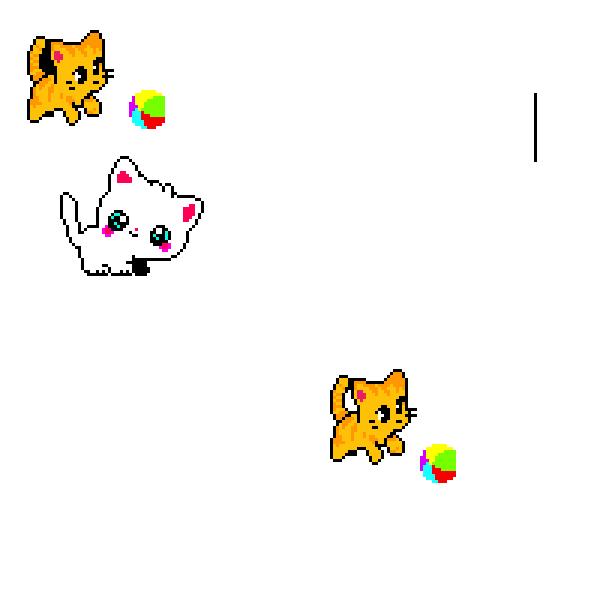 Cute little kitty cats