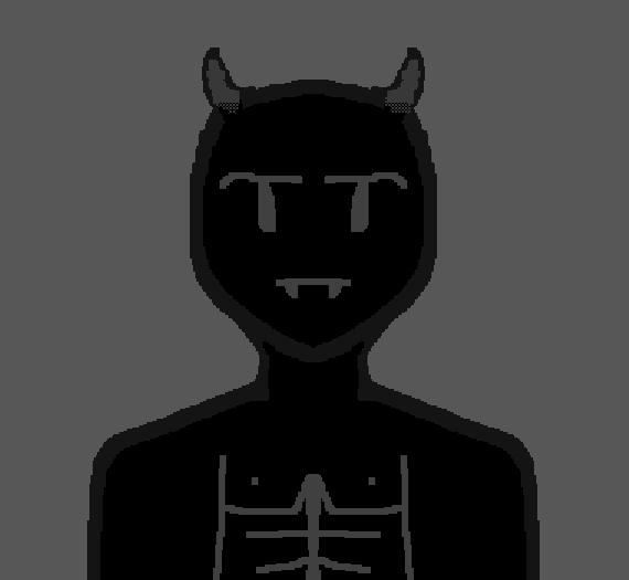 Muscle Shadow Demon