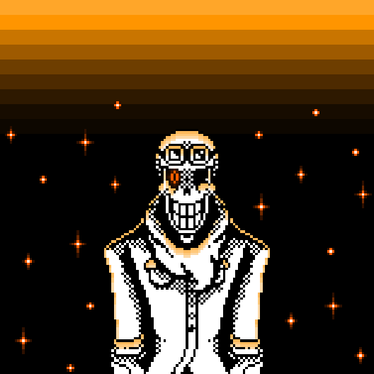 *Papyrus no longer believes in you.