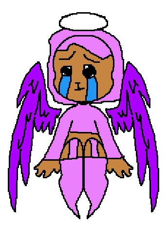 depressed angel