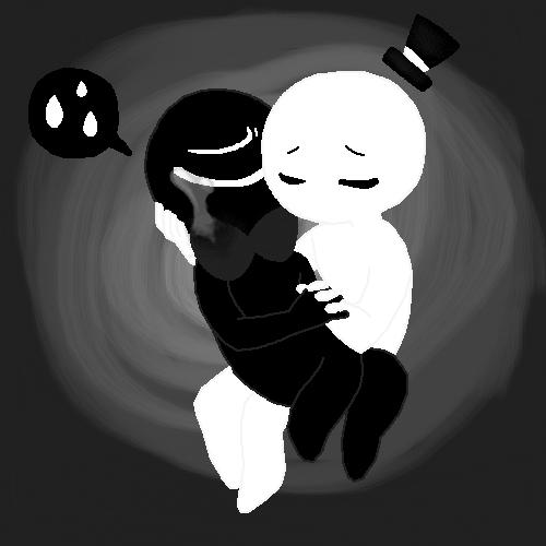 Hush.