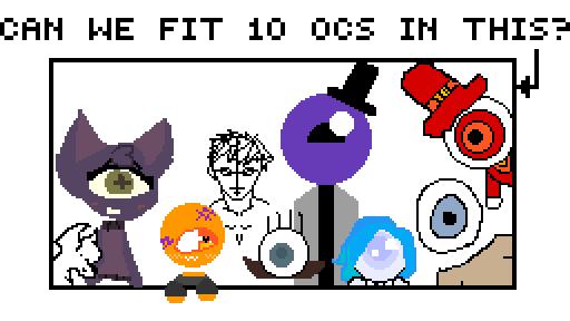 My OC Sketch