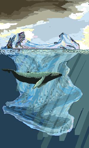 King of the deep blue sea